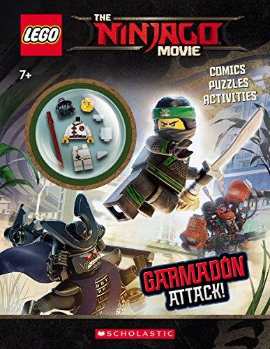 LEGO Ninjago: The Ninjago Movie: Garmadon Attack! + Minifigure By Ameet Studio (Firm)