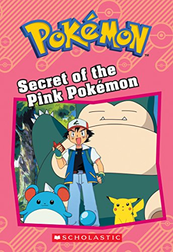 Secret of the Pink Pokemon (Pokemon Classic Chapter Book #2) By Tracey West