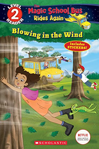 Blowing in the Wind By Samantha Brooke