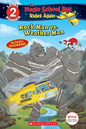 Rock Man vs. Weather Man By Samantha Brooke