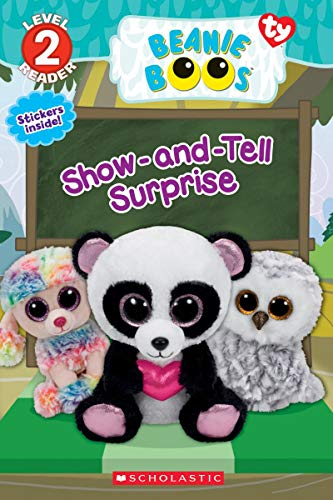 Beanie Boos: Show-and-Tell Surprise By Eone