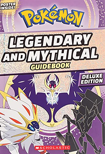 Legendary and Mythical Guidebook: Deluxe Edition By Simcha Whitehill