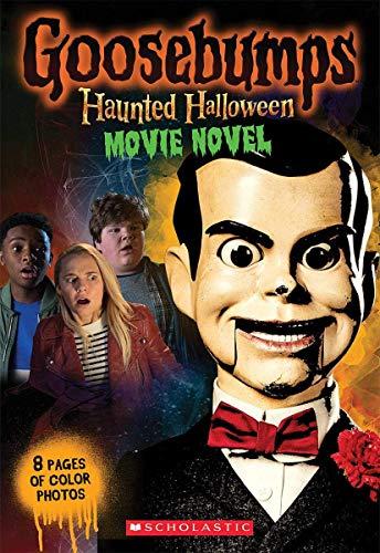 Goosebumps The Movie 2: Junior Novelization By R.L. Stine