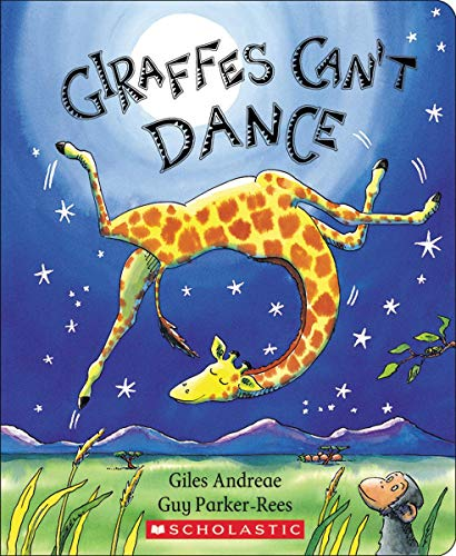 Giraffes Can't Dance von Giles Andreae