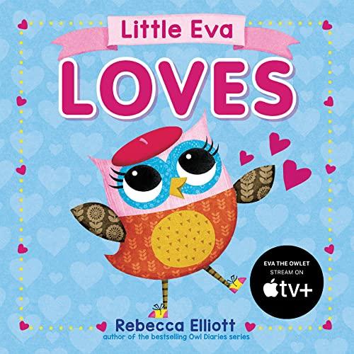 Little Eva Loves By Rebecca Elliott