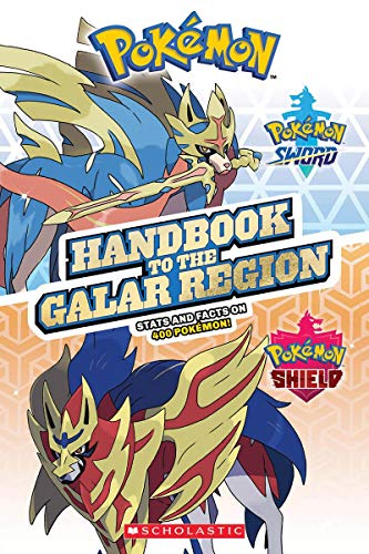 Sword and Shield Handbook By Scholastic