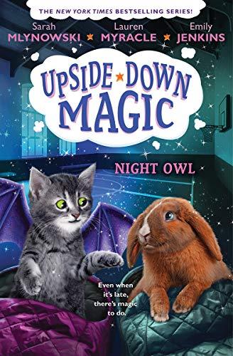Night Owl By Emily Jenkins