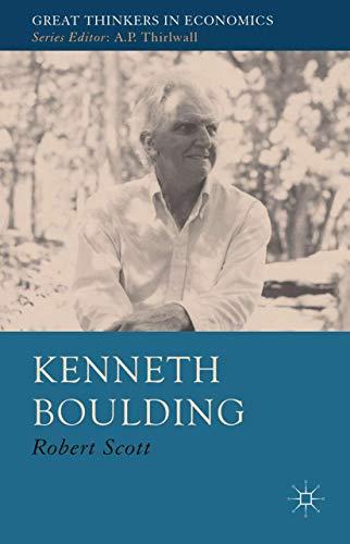 Kenneth Boulding By R. Scott