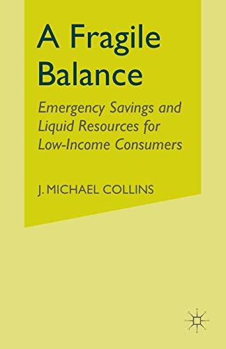 A Fragile Balance By J. Collins