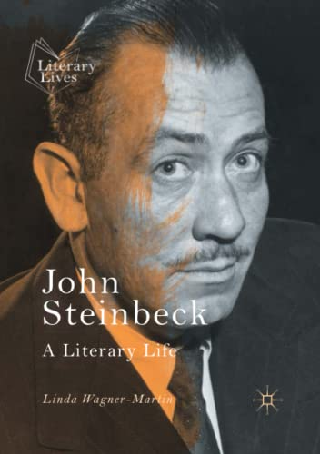 John Steinbeck By Linda Wagner-Martin