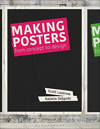Making Posters By Scott Laserow (Tyler School of Art, USA)