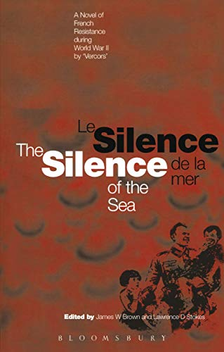 Silence of the Sea / Le Silence de la Mer By Cyril Connelly