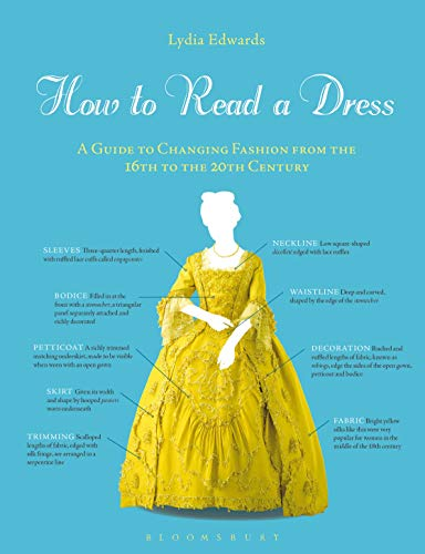 How to Read a Dress By Lydia Edwards (Edith Cowan University, Australia)