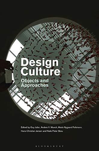 Design Culture By Guy Julier