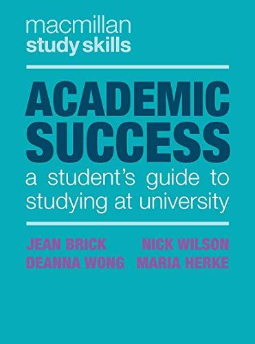 Academic Success By Jean Brick