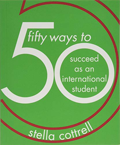 50 Ways to Succeed as an International Student By Stella Cottrell