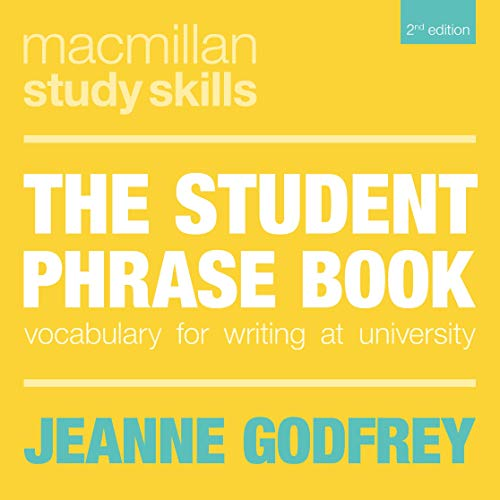 The Student Phrase Book By Jeanne Godfrey