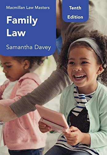 Family Law By Samantha Davey