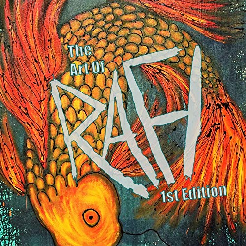 The Art of Rafi 1st Edition By Rafi Perez