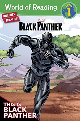 World Of Reading: Black Panther von Andy Schmidt