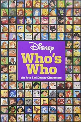Disney Who's Who von Disney Book Group
