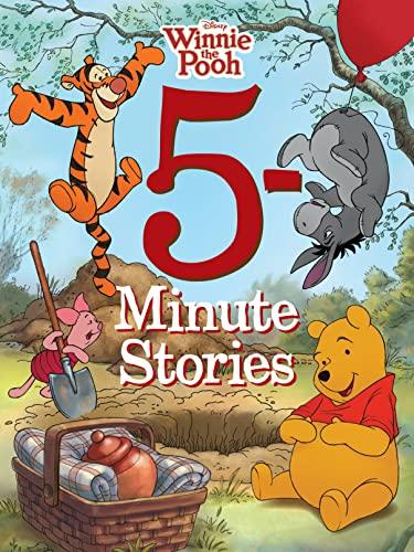 5-minute Winnie The Pooh Stories von Disney Book Group