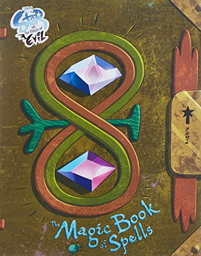 Star vs. the Forces of Evil: The Magic Book of Spells von Daron Nefcy