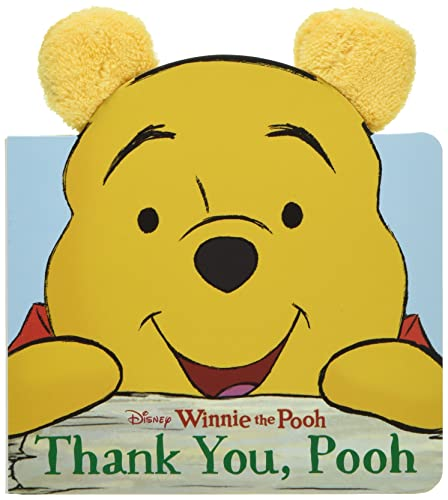 Thank You, Pooh By Disney Book Group