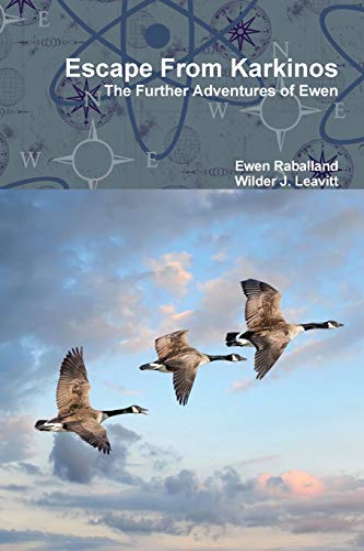 Escape From Karkinos By Ewen Raballand