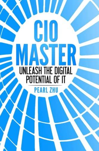CIO Master By Pearl Zhu