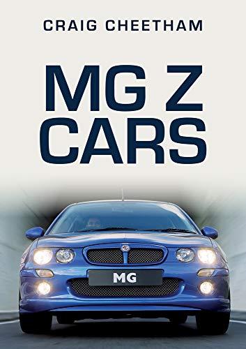 MG Z Cars By Craig Cheetham