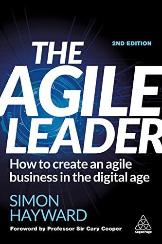 The Agile Leader By Simon Hayward