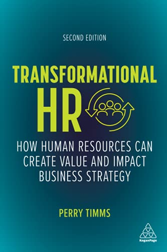 Transformational HR By Perry Timms