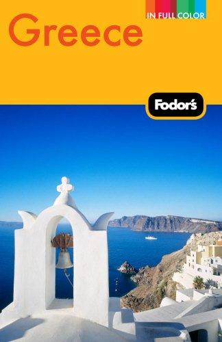 Fodor's Greece By Fodor Travel Publications