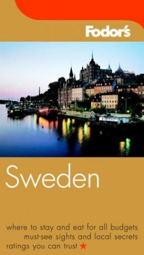 Sweden By Fodor's
