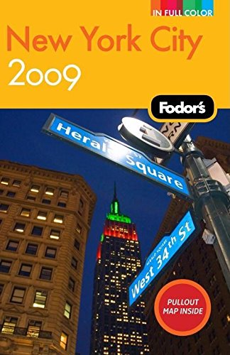 Fodor's New York City By Fodor Travel Publications