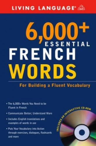 6,000+ Essential French Words By Living Language