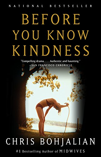 Before You Know Kindness By Bohjalian Christopher