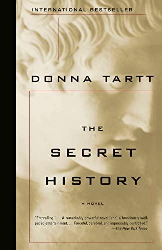 Secret History By Donna Tartt