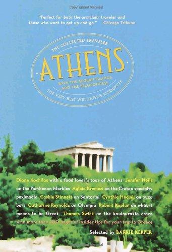 Athens By Eugene Fodor