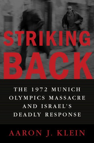 Striking Back By Aaron J Klein
