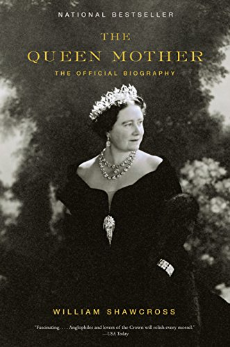 The Queen Mother von William Shawcross