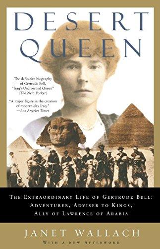 Desert Queen von Janet Wallach