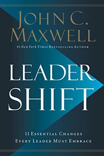 Leadershift By John C. Maxwell
