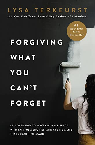 Forgiving What You Can't Forget By Lysa TerKeurst