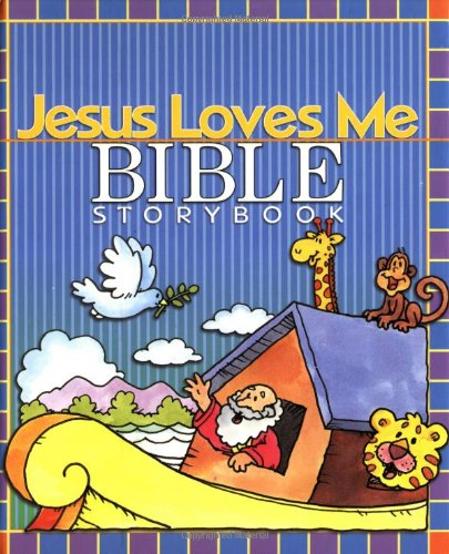 Jesus Loves Me Bible By Ken Abraham