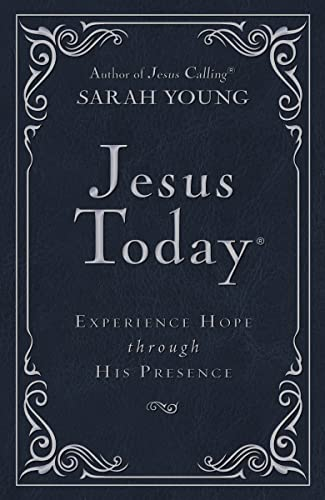 Jesus Today - Deluxe Edition By Sarah Young