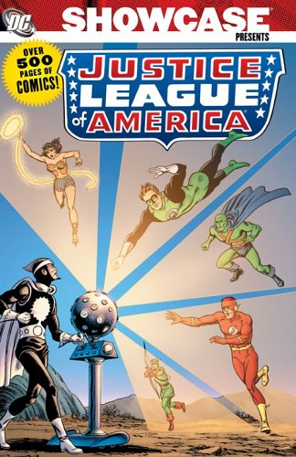Showcase Presents Justice League of America By Carmine Infantino
