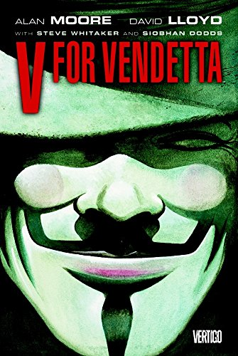 V For Vendetta New Edition TP By By (artist) David Lloyd