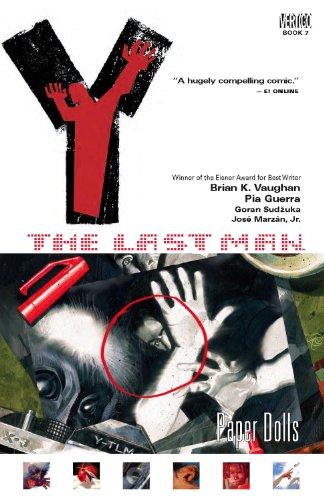 "Y Last Man Vol 7 ""Paper Dolls"" By Brian K. Vaughan"